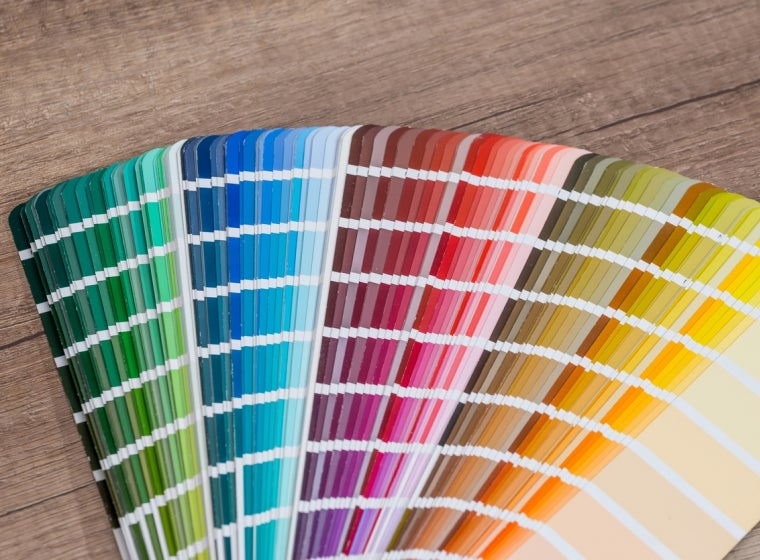 COLORS & PAINTING SUPPLIES